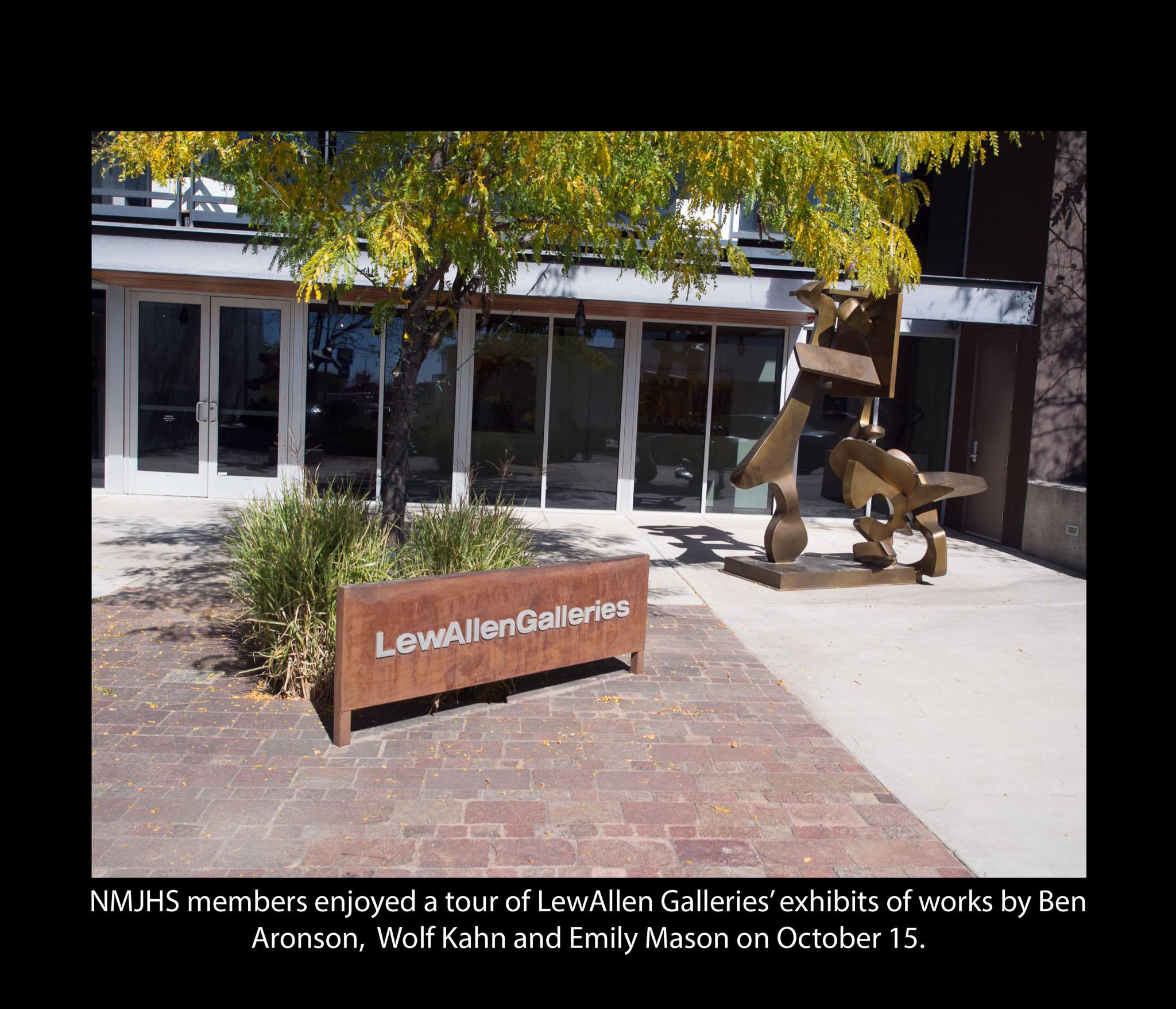 NMJHS - LewAllen Gallery-1